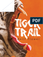 Tiger Trail by Avril Flower