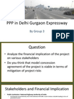PPP in Delhi Gurgaon Expressway_group 3.pptx