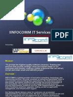 IINFOCOMM Company Profile