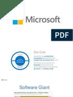 Microsoft Communication Internal