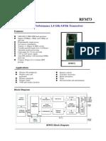 RFM73_Datasheet
