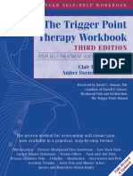 The Trigger Point Therapy Workbook Clair Davies