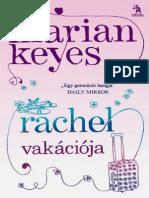 Marian Keyes - Rachel Vakciója