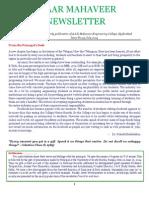 [15] AAR Mahaveer Newsletter July 2014