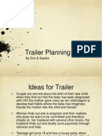 Trailer Presentation