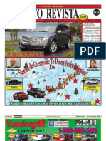 Auto Revista Issue 12-18-2009