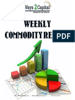 Commodity Report by Ways2Capital 14 Oct 2014
