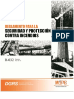 R-032 REGLAMENTO INCENDIO REPUBLICA DOMINICANA.pdf