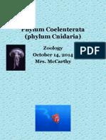Phylum Coelenterata 09.ppt