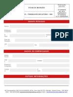 FICHA DE INCRIÇÃO TREINAMENTO NR 35.doc
