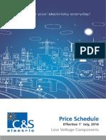 LVC Pricelist Wef 1st July 2014