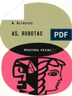 A. Azimovas - Aš, robotas