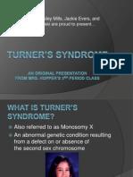 Turner's Syndrome ppt