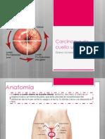 Carcinoma de cuello uterino.pptx