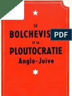 Le Bolchévisme et la Ploutocratie
