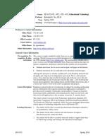 UT Dallas Syllabus for ed4372.0t1.10s taught by Rebekah Nix (rnix)