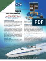 Marine Dual Remote Filtration System order online at www.oilshopper.com