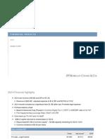 JPM Q3 2014 Presentation