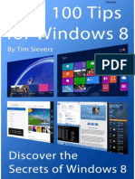 Top 100 Tips for Windows 8