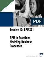 BPM251 - BPM in Practice Modelling Business Processes.pdf