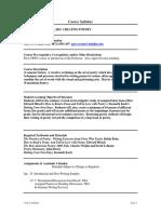 UT Dallas Syllabus for crwt3351.001.10s taught by Gary Swaim (gxs023100)