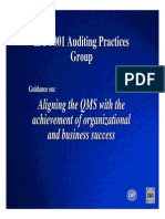 ISO 9001 AUDITING PRACTICES
