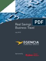 Sabre Real Savings Business Travel