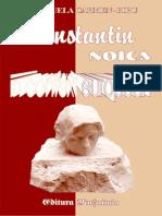 Constantin Noica în context european - Emanuela Carmen Biru
