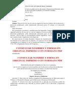 PROYECTO DE LEY 019 CAMARA REFORMA EDUCATIVA.doc