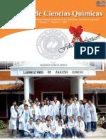 VOL 5 NUM 2 AÑO 2007 - REVISTA FAC CIENCIAS QUIMICAS - PARAGUAY - PORTALGUARANI