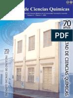 VOL 6 NUM 1 AÑO 2008 - REVISTA FAC CIENCIAS QUIMICAS - PARAGUAY - PORTALGUARANI.pdf