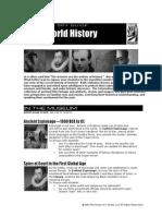 Spy History Edguide