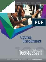 Course Enrollment