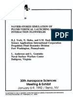 CFD Nervier Stokes Simulation of PlumeVertical Launching System Interaction Flow fields.pdf