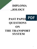 The Transport System IB Qq's
