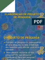 ELABORAÇÃO DE PROJETO DE PESQUISA DIREITO.ppt