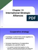 Chap13_Int'l+Strategic+Alliance