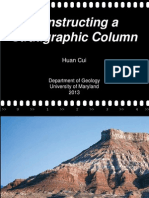 How to Do a Stratigraphic Section