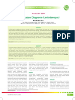 1 05 209Pendekatan Diagnosis Limfadenopati