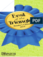 Best of the Triangle 2014