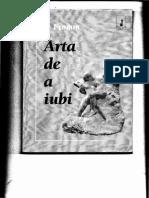 Erich Fromm Arta de a Iubi
