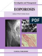 Anthony D. Woolf, Kristina Akesson Osteoporosis an Atlas of Investigation and Diagnosis 2008