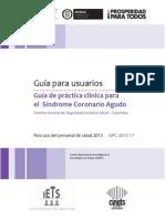 SCA - Guía Colombiana para el Manejo del Síndrome Coronario Agudo - MinProteccion - UdeA 2.013.pdf