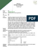 UT Dallas Syllabus for opre6302.5u2.09u taught by   (nxc023100)