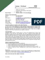 UT Dallas Syllabus for crim3319.0ia.09u taught by Robert Morris (rgm071000)