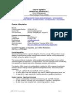 UT Dallas Syllabus for opre6302.0g1.09u taught by Milind Dawande (milind)