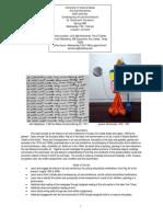 UT Dallas Syllabus for ahst3318.501.09s taught by Charissa Terranova (cxt074100)