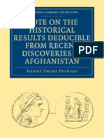 Historical Results deducible from recent Discoveries in Afghanistan (1844) by James Prinsep