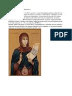 RUGACIUNE Catre Sfanta Parascheva