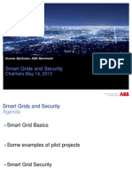 Smart Grids and Security Chalmers